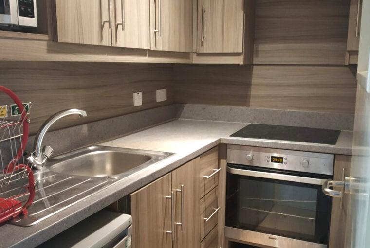 Flat Q Sentosa Kitchen
